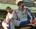 Roland Berville and Gabriele Gardel Drivers of Larbre Competition's Saleen S7R.jpg