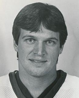 Roland Melanson Canadian ice hockey player
