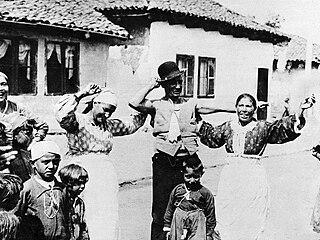 Romani people in Bulgaria