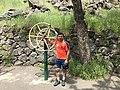 Roman Amiyan in The Open air gym of Hrazdan gorge (1).jpg