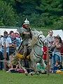 Roman cavalry reenactment Carnuntum 2008 13.jpg