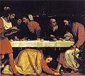 Romanino, cena in casa del fariseo, san giovanni evangelista, brescia.jpg