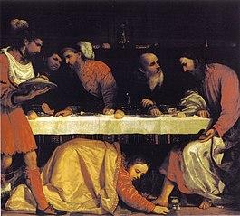 Le Repas chez Simon le Pharisien