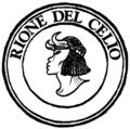 Rome rione XIX celio logo.png