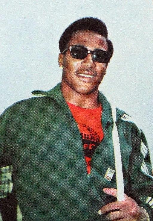 Ronnie Ray Smith 1968