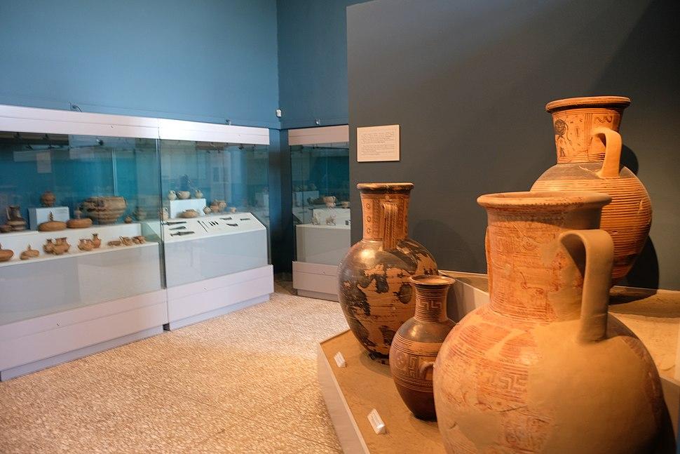 Room of Eleusis museum