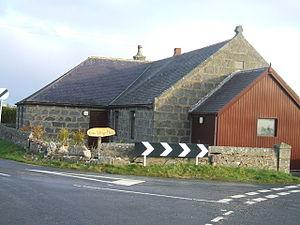 Rora, Aberdeenshire - Image: Rora Village Hall