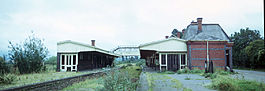 Ross-on-Wye Railway Station 1974 stitched panorama.jpg