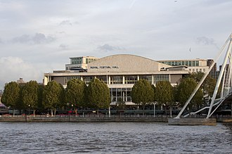 Royal Festival Hall - Image: Royal Festival Hall (1)