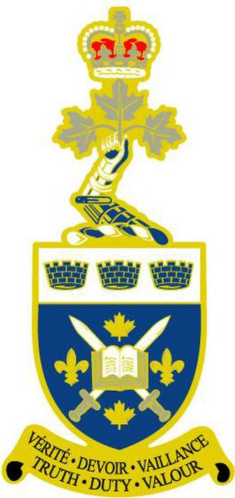 Royal Military College Saint-Jean - RMC Saint-Jean lapel pin