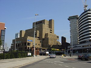 New Hall Place - Image: Royal Sun Alliance Building geograph.org.uk 72617