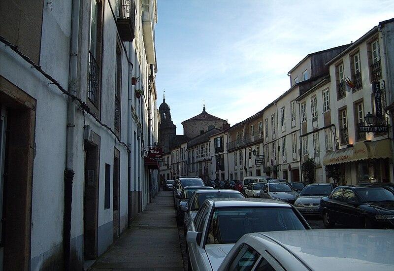 File rua carretas calle carretas carretas street santiago de compostela galicia espa a jpg - Calle santiago madrid ...