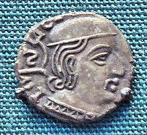 Rudrasena I (Saka king) - Rudrasena I, Saka year 136 (214 CE).