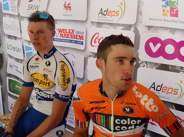 Rumillies (Tournai) - Tour de Wallonie, étape 1, 26 juillet 2014, arrivée (B36).JPG