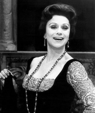 Ruth Warrick - As Mrs. Emmeline Marshall in the Broadway musical Irene