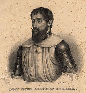 Nuño de Santa María, Santo (1360-1431)