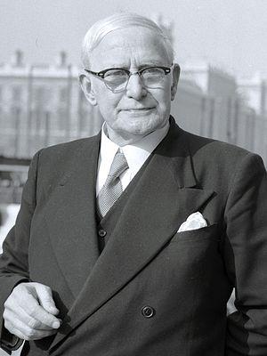 S. O. Davies - S. O. Davies in 1955