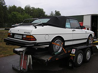 American Specialty Cars - ASC Saab 900 convertible prototype