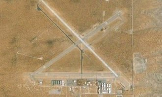 Las Cruces International Airport - Image: SC20130719 235817