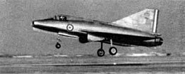 SNCASE SE-212 Durandal in flight 1956.jpg