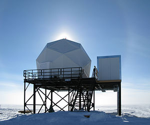 Tracking and Data Relay Satellite System - South Pole Tracking Relay-2
