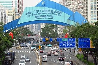 Qianhai - Qianhai zone