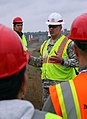 Sacramento State engineering students get a Folsom site tour (7131953117).jpg