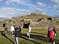 Sagsaywaman bei Cuzco - panoramio.jpg