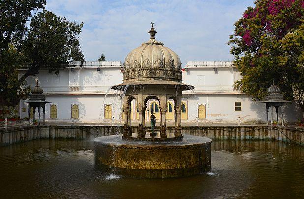 Sahelion Ki Bari, Udaipur.jpg