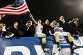 Sailors celebrate Navy's victory over Army..jpg
