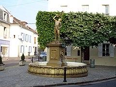 Saint leu la for t wikip dia for Piscine saint leu la foret