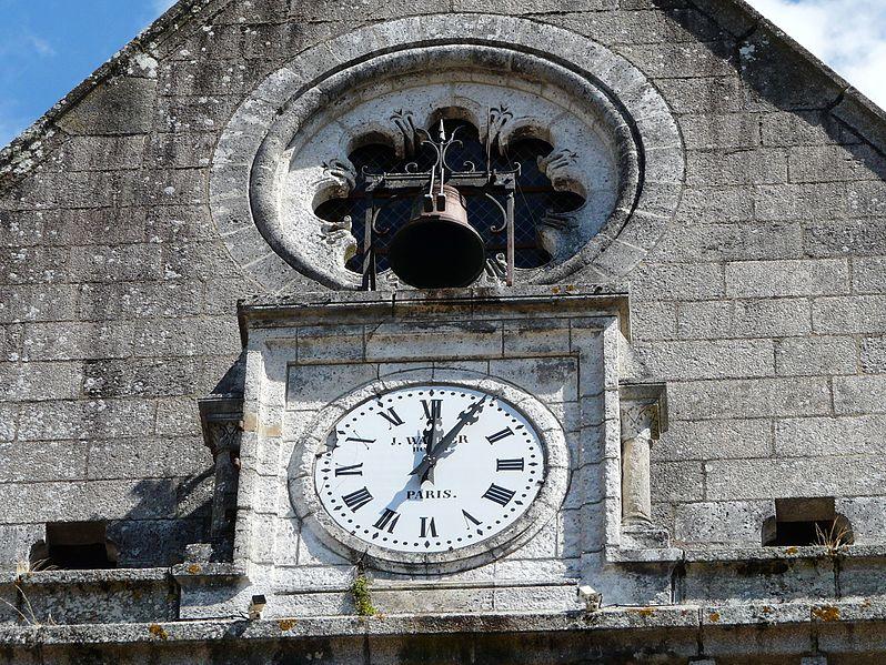 File:Saint-Yrieix-la-Perche collégiale horloge.jpg