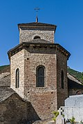 Saint John the Baptist Church of La Malene 04.jpg