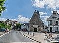 Saint John the Baptist church of Chenonceaux 01.jpg