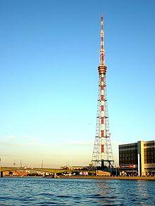 Санкт-петербургская телебашня