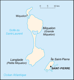 Saint Pierre en Miquelon