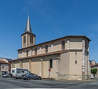 Saint Salvy Church of Blaye 01.jpg