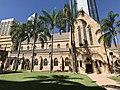 Saint Stephen's Cathedral western facade, Brisbane.jpg