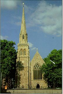 St Saviours, Pimlico Church in England