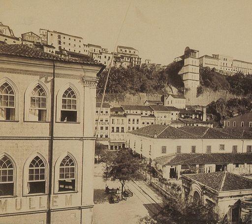 Salvador Bahia 1875