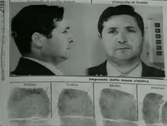Sicilian Mafia - Salvatore Riina
