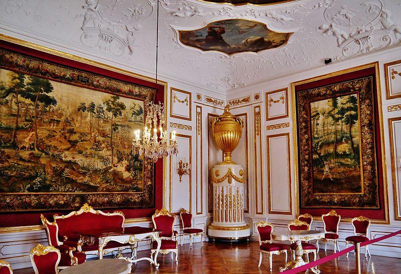 Grandeur of Residenz, Salzburg