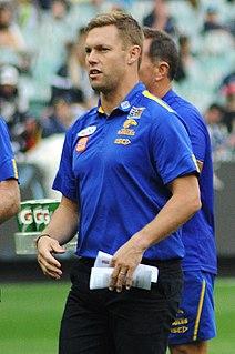 Sam Mitchell (footballer) Australian rules footballer