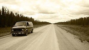 Mackenzie Highway - Image: Samba deh falls