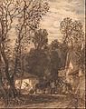 Samuel Palmer - The Wayside Smithy - Google Art Project.jpg