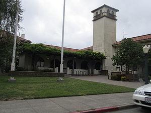 San Anselmo, California - San Anselmo Town Hall