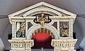 San Francesco della Vigna (Venice) - Choir - Main altar pediment.jpg
