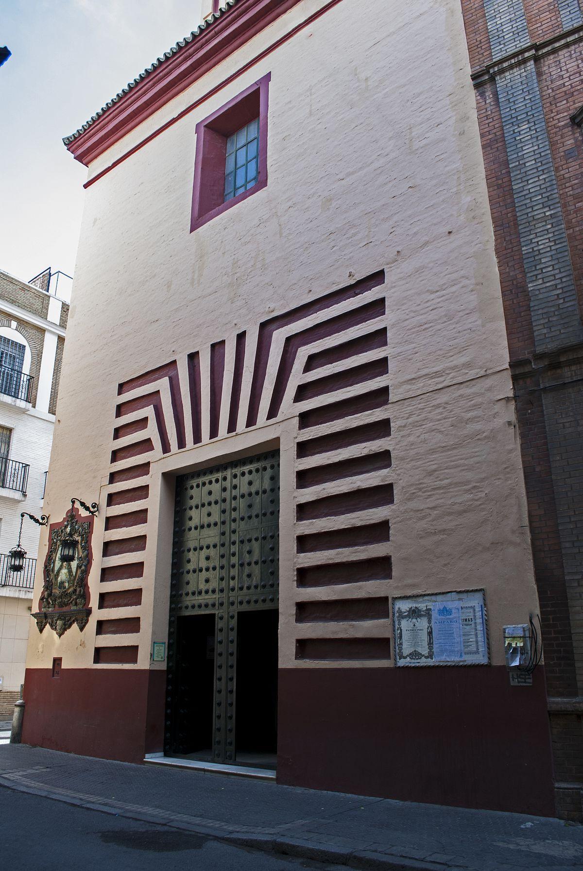 Iglesia de san buenaventura sevilla wikipedia la - Colegio de arquitectos sevilla ...