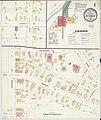 Sanborn Fire Insurance Map from East Dubuque, Jo Daviess County, Illinois. LOC sanborn01836 001-1.jpg