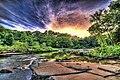 Sand Creek, Osage Hills State Park, Oklahoma - panoramio.jpg